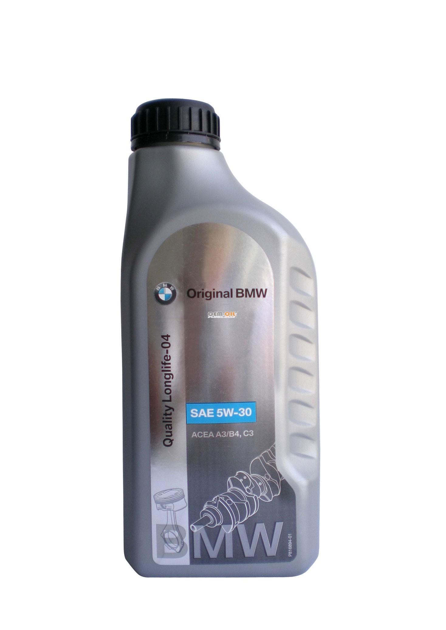 моторное масло bmw 5w30 для спарк