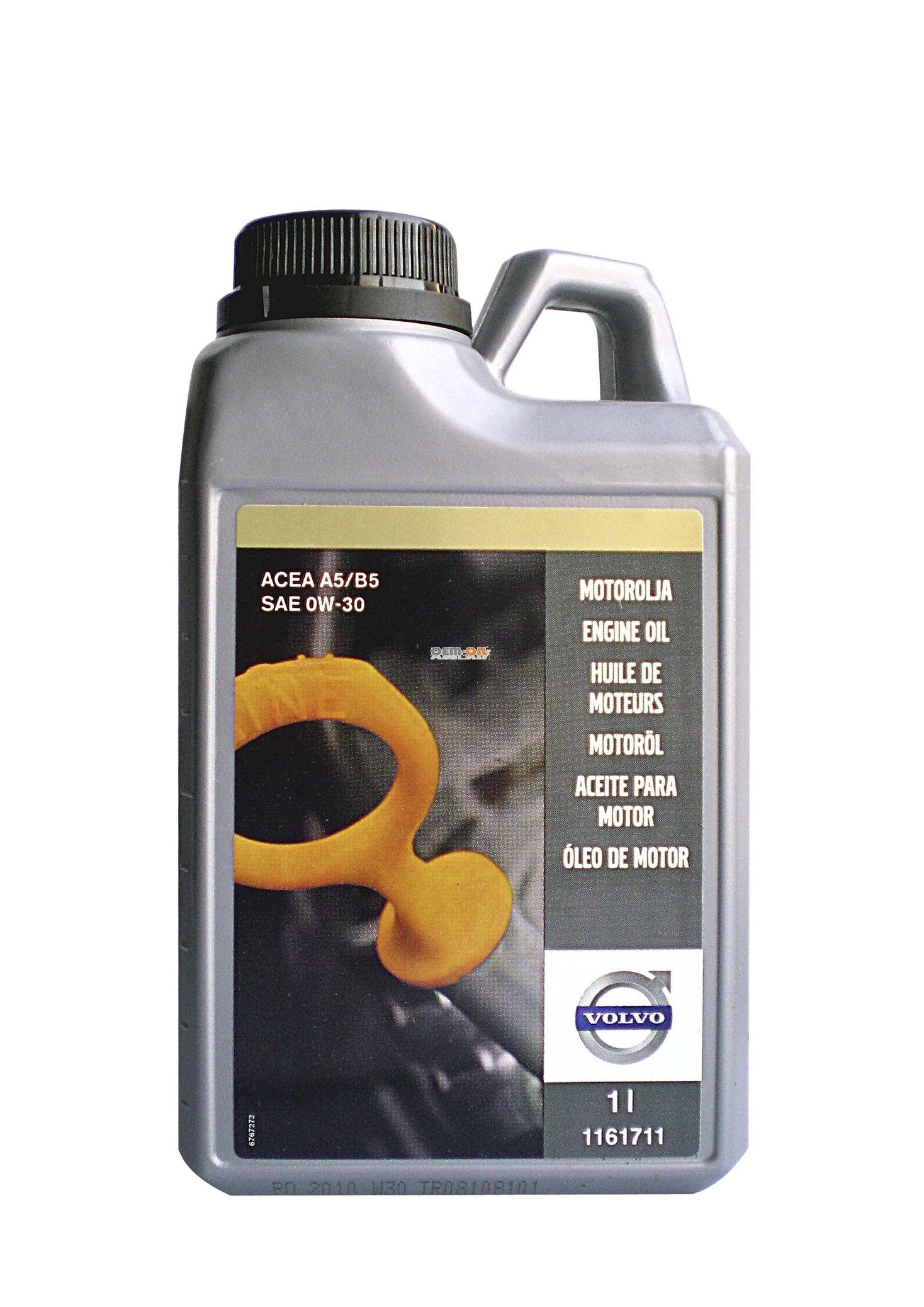oem масло для турбированного бензинового двигателя volvo